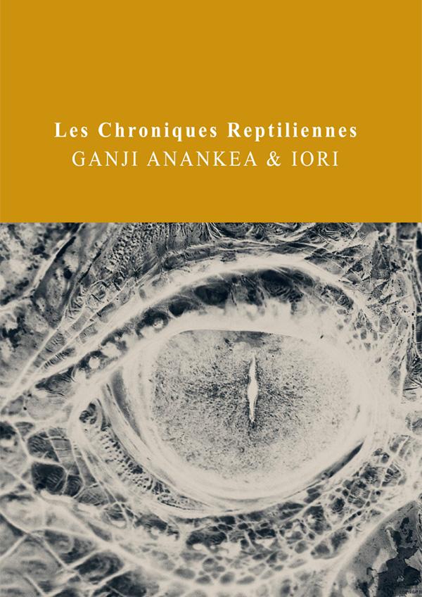 Couverture des Chroniques reptiliennes